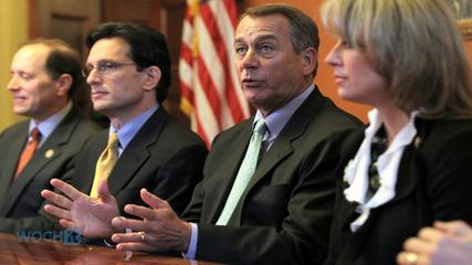 News video: Boehner Won't Promise Vote On Tax Overhaul In 2014
